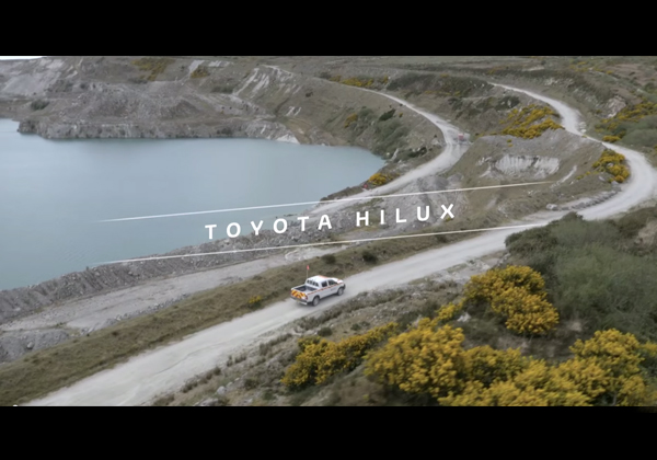 Toyota Stories Hilux Quarry