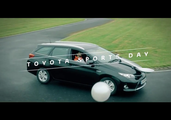 Toyota Stories Sports Day